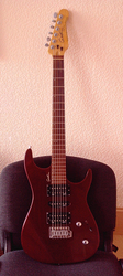 Электро-гитара GODIN FREEWAY CLASSIC burgundy