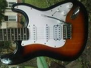 Продам гитару Fender Squier Bullet Strat