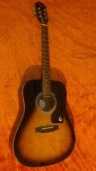 Продам гитару Epiphone dr 100 vs