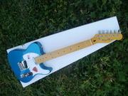 Продам - Электрогитара Fender Standard Telecaster Blue