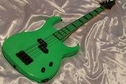 Бас-гитара Dean Zone 4 Green