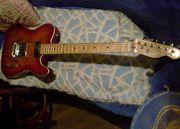 Продам Fender Telecaster replica (видео)