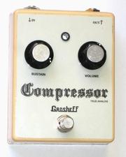 Продам педаль Grosheff Compressor ручной работы