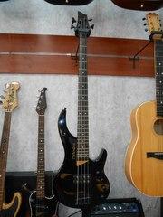 Отличнейшая Бас-гитара Parksons SRB200 с хорошим сустейном
