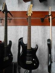 Мега Крутая Электрогитара,  гитара Cort G 254