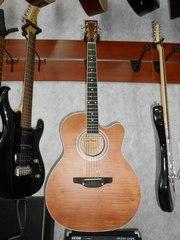 Новая Акустическая Гитара Leo Tone L-01