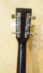 Продам ПОЧТИ НОВУЮ аккустическую гитару Maxtone WGC 408 TBK