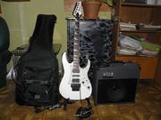 Продам новую  электрогитару Ibanez RG350DX.