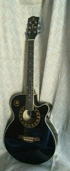 Продам гитару Swift Horse wg-408c bk