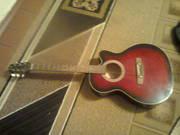 Гитара Trembita (с чехлом и 2 медиаторами)Новая